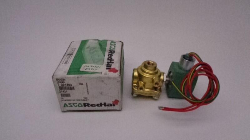 ASCO 8342G001MS 100PSI 120V//60HZ NSMP