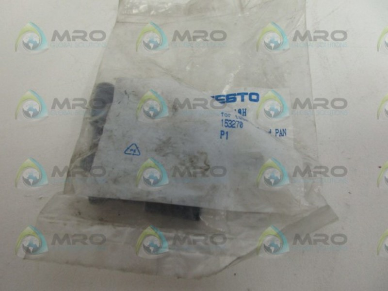 NEW FACTORY SEALED FESTO #18495 PLUG CONNECTOR