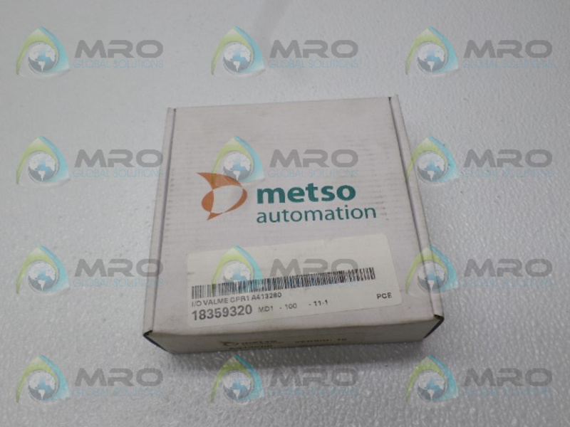 Details about METSO A413280 CPR1 PROCESSOR MODULE *FACTORY SEALED*