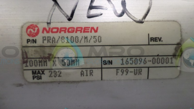 NORGREN M//50//EAN//2V NEW IN BOX M50EAN2V