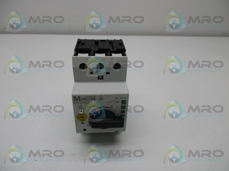 Moeller PKZM0-1 Manual Motor Starter  new