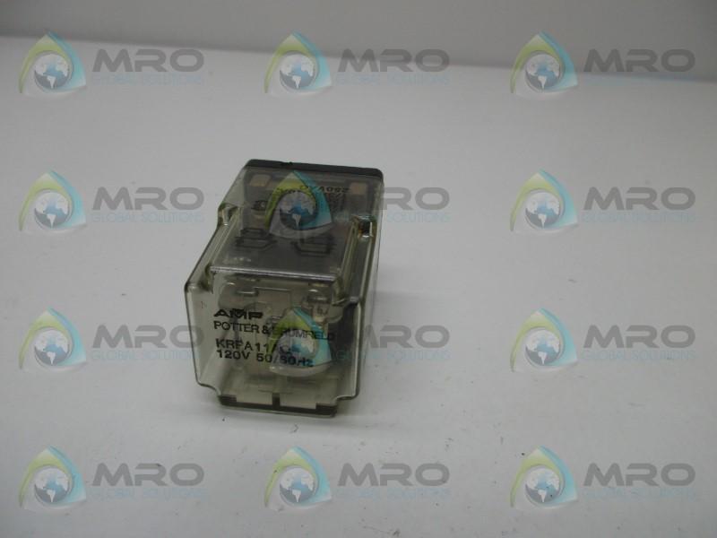 Potter /& Brumfield KRPA-11AG-120  120V 50//60Hz