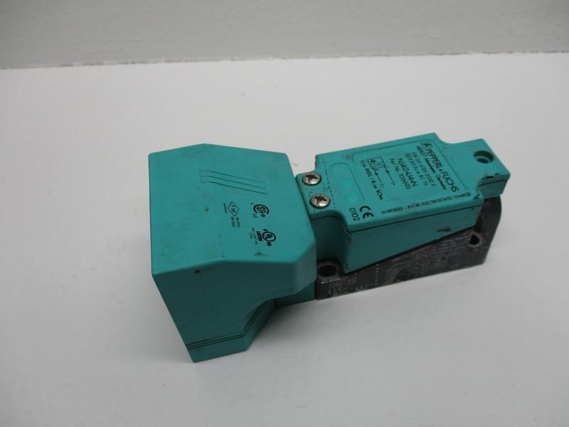 Pepperl /& Fuchs Proximity Sensor NJ40+U4+N