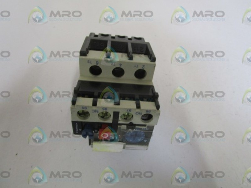 Telemecanique Thermal Overload Relay LR2 D1304 LR2D1304 0,40-0,63 A 600VAC New