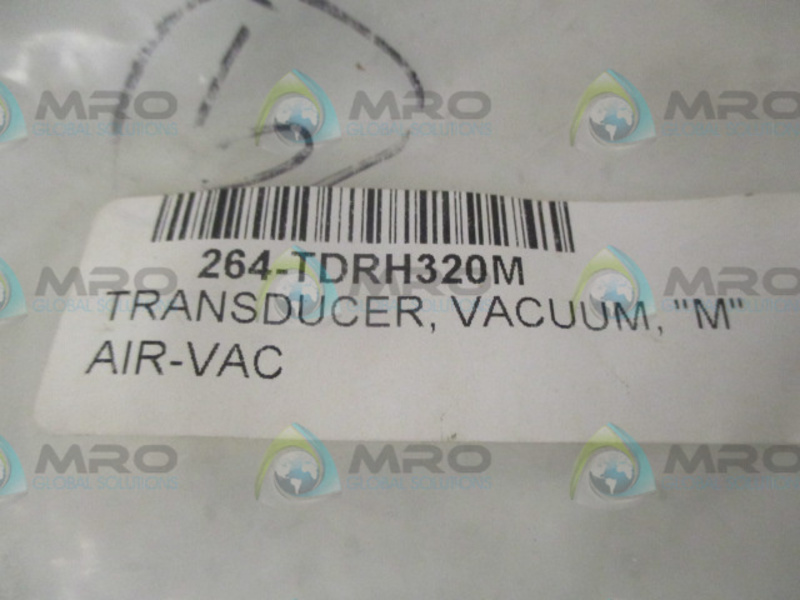 AIR-VAC 264-TDRH320M VACUUM TRANSDUCER PUMP  NEW NO BOX