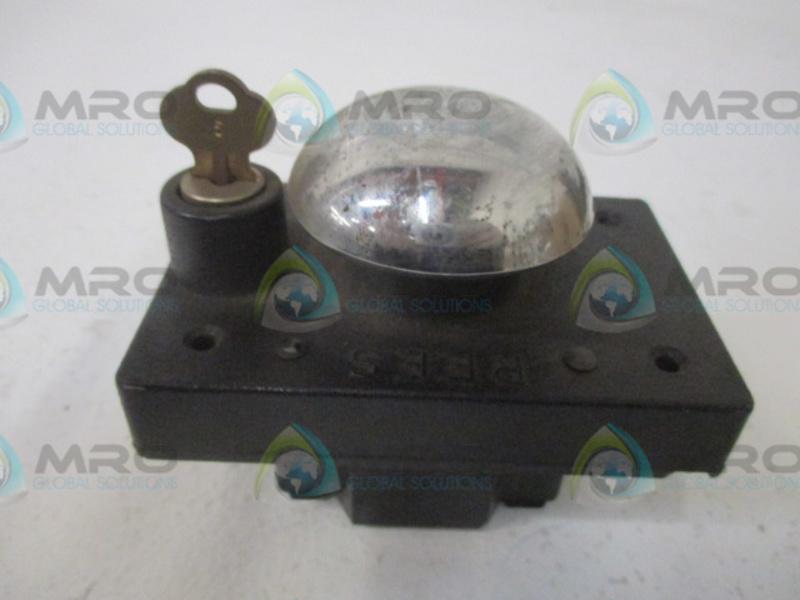 REES 01760-012-4 MUSHROOM PLUNGER  USED