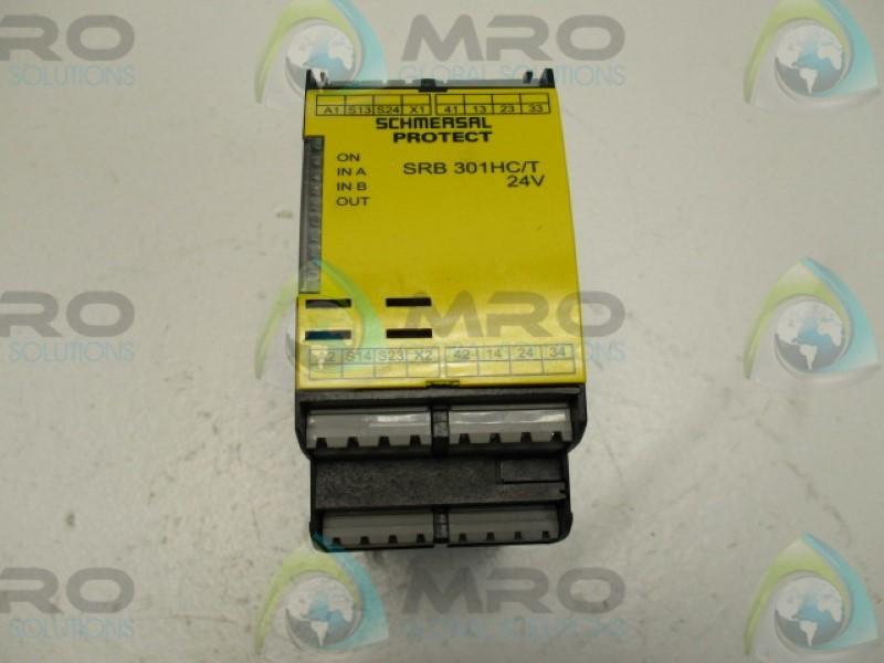 SCHMERSAL SRB301LC//B 24VDC NSMP