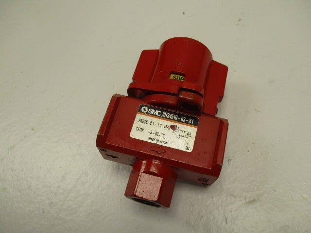 SMC ARG20-02BG1-Y-X2115C1 Regulator //w ISE35-N-65-M /& Gauge UNUSED