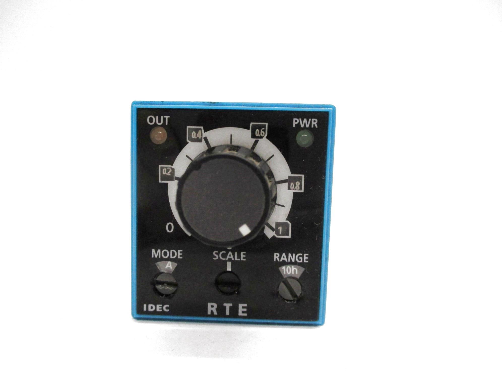 IDEC RTE-P1AF20