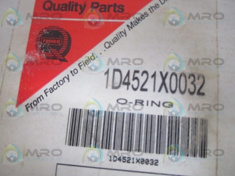 Fisher 1D4521X0032  O-Ring  Nuevo en Embalaje Original  1D4521X0032 9ac67e