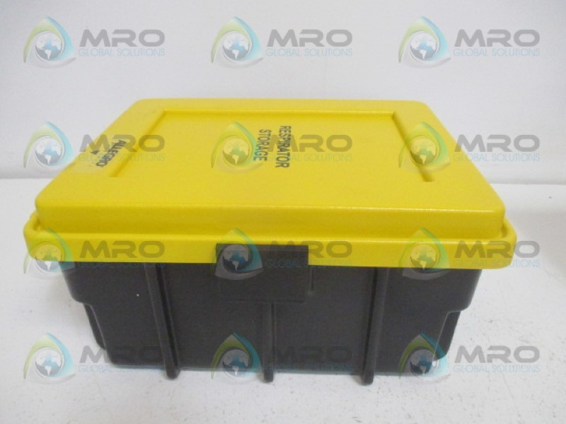 ALLEGRO-4400-RESPIRATOR-STORAGE-WALL-CASE-NEW-IN-BOX miniature 3