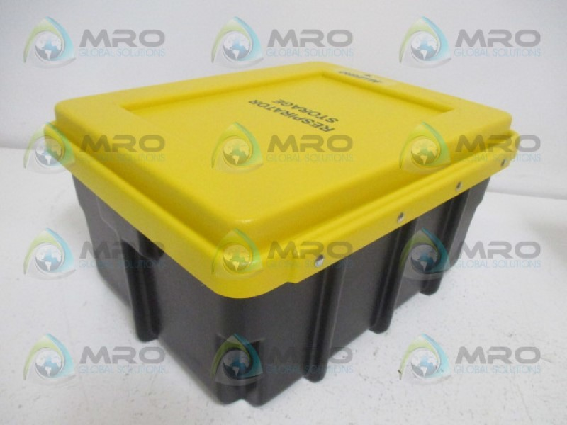 ALLEGRO-4400-RESPIRATOR-STORAGE-WALL-CASE-NEW-IN-BOX miniature 4